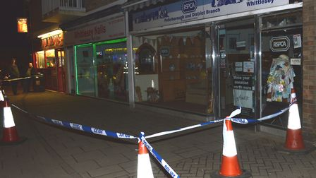 March man guilty of unprovoked stabbing at Whittlesey Straw Bear Festival. This is the scene of the
