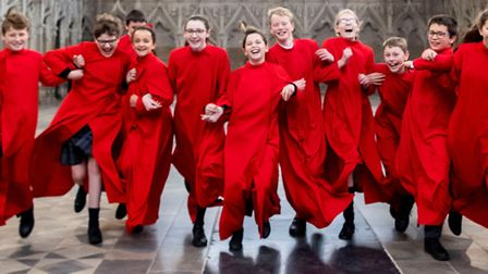 Children with a love of music and singing are being given the chance to join the world famous Ely Ca