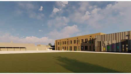 Objections to school extension in Whittlesey due to traffic and safety concerns. Picture: KIER
