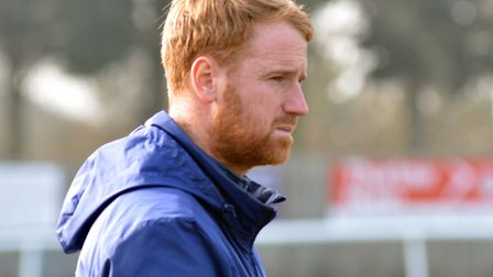 Ely City boss Brady Stone is delighted with the impact made by striker Steve Holder.