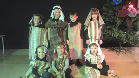 Rodings Primary presented Baubles, a new twist on the traditional nativity tale
