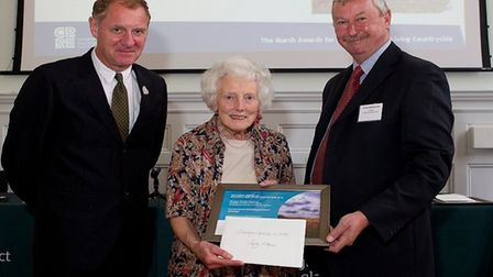"""Dedicated countryside campaigner Shirley Fieldhouse who gave her """"heart and soul"""" to Cambridgeshire"""