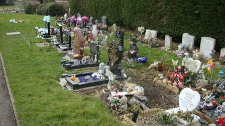 Burial charges in Fenland could rise by 10 per cent. Picture: ARCHANT