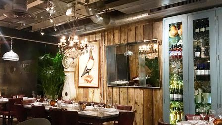 Cosy atmosphere and top-notch food at Bill's Cambridge. Pictures: CLARE BUTLER.