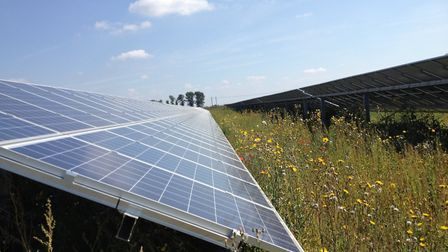 A major new large scale solar farm in Soham could help power 9,000 houses after £600,000 funding was