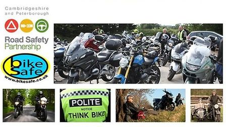 A Cambridgeshire Police course aimed at making motorcyclists safer has been hailed a success by part