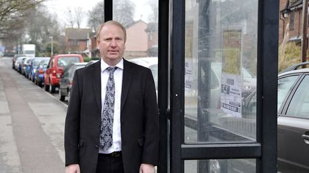 No shelter from the political storm over council tax: Cambridgeshire County Council leader Steve Cou