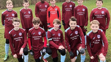 Ely City Crusaders Under 13 team is looking for new players dreaming of being the next sporting hero