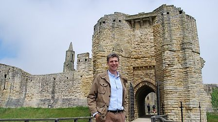 Archaeologist Ben Robinson (pictured), who was born in Sutton, will explore Britain's villages in a