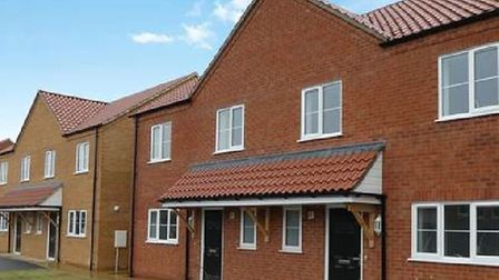 Development of 16 homes to help local families who struggle to find long term affordable housing has