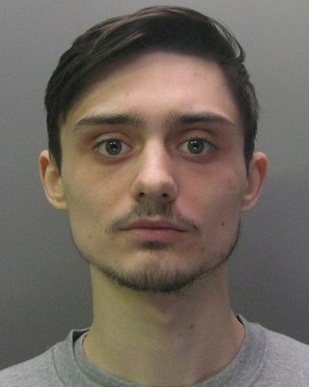 TWO men who stabbed their friend to death in a sustained attack have been jailed for life. Jordan Sh