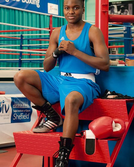 Nicola Adams - One hundred women are featured in the decade-long portrait project by Anita Corbin na