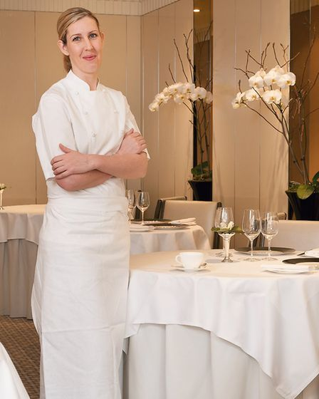 Clare Smyth - One hundred women are featured in the decade-long portrait project by Anita Corbin nam