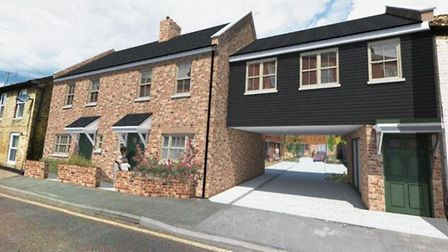 Bid to demolish a former shop that has been part of Littleport for more than 100 years and build fiv