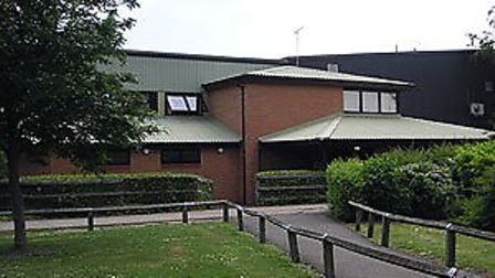 Ross Peers Sports Centre, Soham, which has had a £5,500 grant bid to East Cambs Council posted until