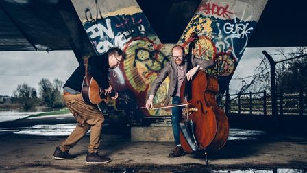 Ward & Parker are coming to Julia's Tearooms in Ely on Friday February 15. The concert starts at 6.3