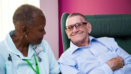 Arthur Rank Hospice has received an 'Oustanding' rating following a Care Quality Commission report.P