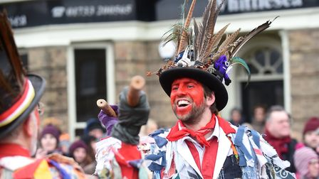 The 40th Whittlesey Straw Bear festival (2019) drew crowds from across Europe to enjoy this annual t