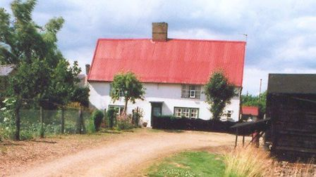 The modern view of Pond Farm in Mepal. Picture CAMBRIDGESHIRE COMMUNITY ARCHIVE NETWORK.