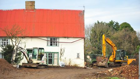 Pond Farm on High Street, Mepal. Picture: HARRY RUTTER