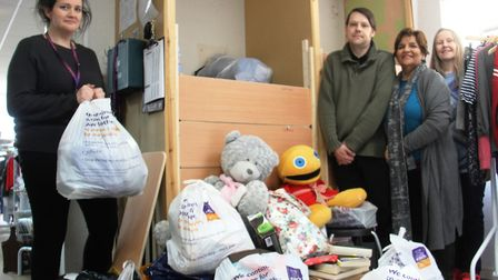 East Anglia's Children's Hospices (EACH) has enjoyed another successful Bag It, Bring It, Boost It c