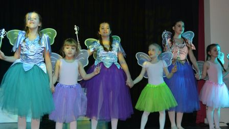 Get ready to be enchanted as Viva Youth's youngest budding performers invite you to fly away to Neve