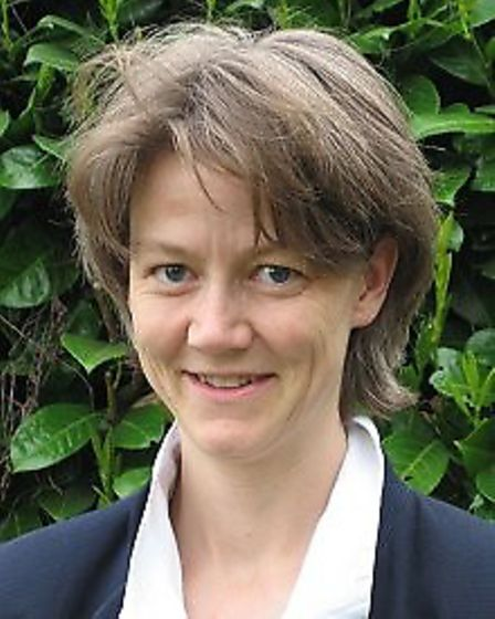 Council tax has been frozen in East Cambridgeshire for the sixth year running. Cllr Anna Bailey prai