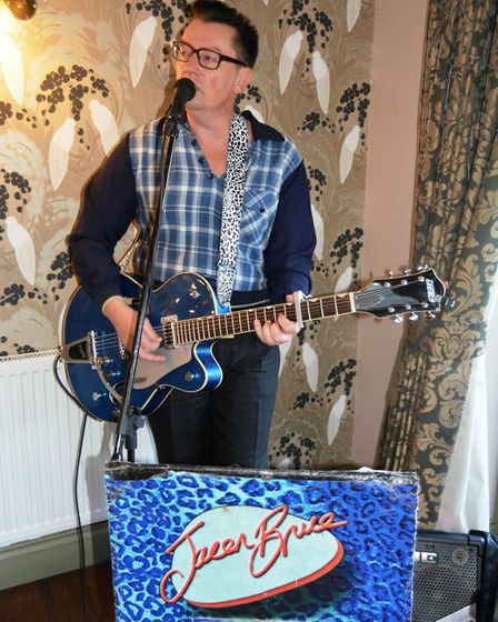 Love, laugh, live! LoveFest success as Ely Rockers take over The Prince Albert pub. Picture: MIKE RO