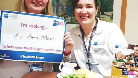 The Norfolk Hospice has joined forces with other Hospices across the country to launch a Taste of Ho