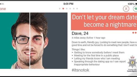 Stark warning by Cambs Police about on line dating: Would you know what to look out for when reading