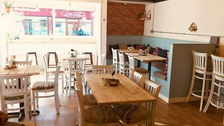 Gloof in Soham offers customers gluten free, vegan and dairy free options. Picture: GLOOF