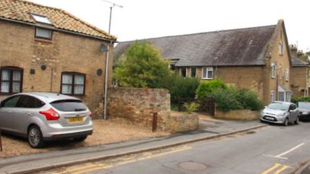A bungalow could be demolished in Soham to make way for seven homes despite plans being refused. Pic