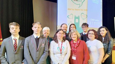 Dedicated week of discussions on mental health, wellbeing, positive body image and bullying was held