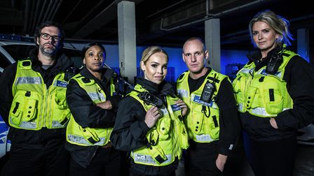 The celebs joining Cambridgeshire Cops for a new Channel 4 series which airs this Monday (February 1