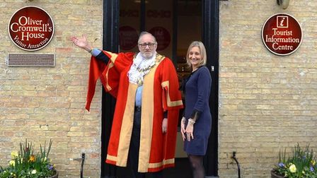 Oliver Cromwell's House: Re-opening after a major refurbishment this popular Ely tourist attraction