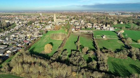 Three prime development sites up for grabs in Cambridgeshire. Land in Sutton is pictured. Picture: C