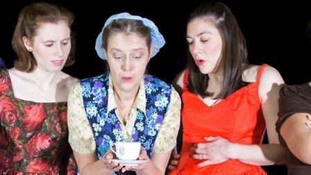 Ely Amateur Dramatic Society perform Sailor Beware at The Malting's in Ely next week. Picture: LISA