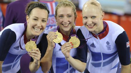 Scheme set up to support up-and-coming Olympic athletes in Cambridgeshire following the 2012 Olympic