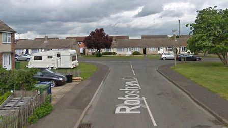 Arsonists set fire to a car in Robshaw Close in March at around 3am today (Wednesday February 27). P