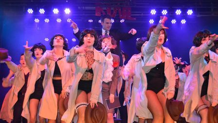And All That Jazz....Viva Youth to get you dancing in Chicago at King's Theatre in Newmarket. Pictur