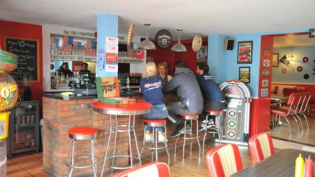 It's Pancake Day so we put our taste buds to the test and visited Shooters American Diner in March.