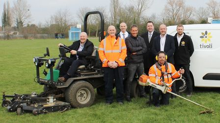 An annual grass cutting programme is underway across Fenland with the equivalent of more than 3,000