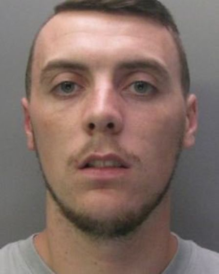 Miles Cash is one of three men who have been jailed for targeting high-performance cars in a series