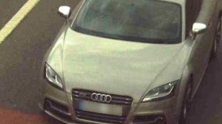 Three men who targeted high-performance cars in a series of burglaries across Cambridgeshire have be