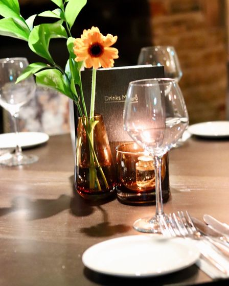 A modern makeover and delicious food at the newly refurbished Brampton Mill. Picture: MARTYN JOLLEY.