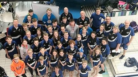 March Marlins earn 71 personal bests at county swimming championships. Picture: EMMA HANLEY