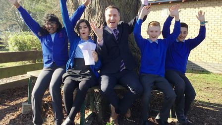 Whittlesey primary school praised for positive improvement three years since last inspection. Headte
