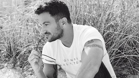 Peter Andre returns to the Cambridge Corn Exchange on Wednesday February 27.
