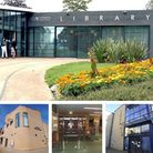 Libraries in Ely, March, St Neots and Huntingdon all part of Cambridgeshire's stock - and like the r