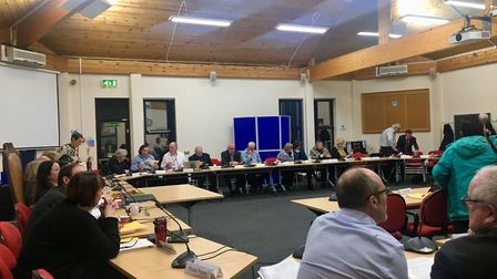 Two years of work on a new local plan for East Cambridgeshire. Full council meeting on February 21.